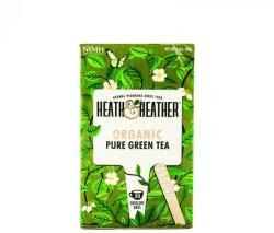 Heath & Heather Bio Zöld Tea 20 filter