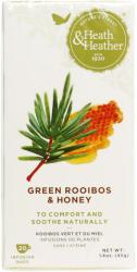 Heath & Heather Zöld Roiboos Tea Mézzel 20 filter