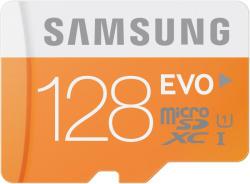 Samsung microSDXC EVO 128GB Class 10 UHS-I MB-MP128DA