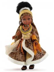 Paola Reina Papusa Nora africana (4555)
