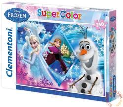 Clementoni Szuper Színes puzzle -  Jégvarázs 250 db-os (29711)