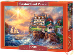 Castorland A hullámok felett 3000 db-os (C-300372)