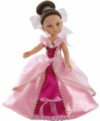 Paola Reina Papusa Printesa Carol in rochie roz (4573)