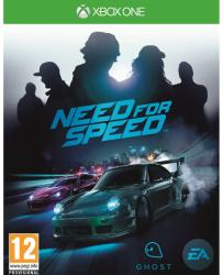 Electronic Arts Need for Speed 2016 (Xbox One)