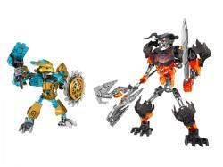 LEGO Bionicle - A Maszkkészítő a Koponyaőrlő ellen (70795)