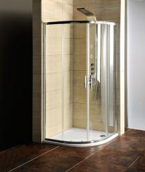 Sapho Gelco Sigma 90x90 cm zuhanytálcával íves (AG4290)