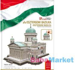 CubicFun Esztergomi bazilika 3D puzzle 111 db-os