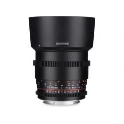 Samyang 85mm T1.5  AS IF UMC VDSLR (Fujifilm)