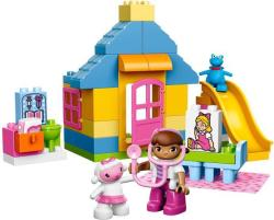 LEGO Duplo - Doc McStuffins - Udvari rendelő (10606)