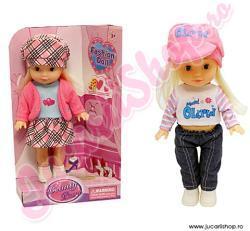 UNIKATOY Fashion Doll papusa moderna 25cm (911830)