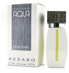 Azzaro Aqua Cedre Blanc for Men EDT 75ml
