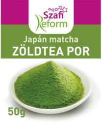 Szafi Fitt Japán Matcha Zöld Tea Por 50g