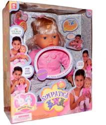 Takmay Toys Simpatica Ana - Papusa interactiva