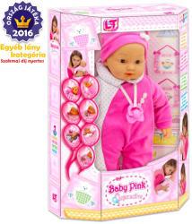 LOKO Toys Papusa Bebe fetita cu accesorii interactive (98207)