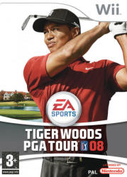Electronic Arts Tiger Woods PGA Tour 08 (Wii)