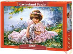 Castorland Kölyökkutya szeretete 1000 db-os (103249)