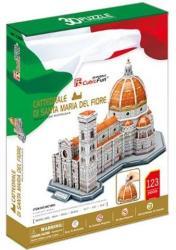 CubicFun 3D puzzle Firenzei Dóm 123  db-os (MC188H)