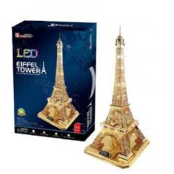 CubicFun 3D LED puzzle Eiffel-torony 89 db-os (L199H)