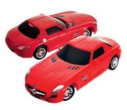 Eureka 3D Puzzle Mercedes SLS GT AMG 64 db-os