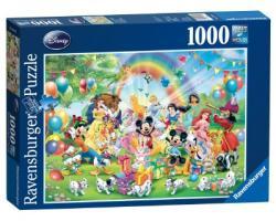 Ravensburger Miki egér szülinapja 1000 db-os