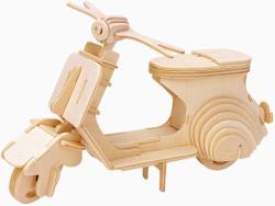 Eureka 3D fapuzzle Gepettos Workshop - Robogó