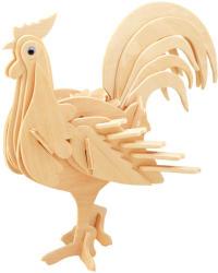 Eureka 3D fapuzzle Gepettos Workshop - Kakas