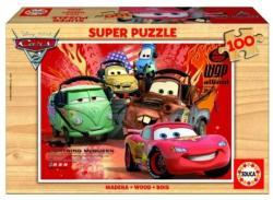 Educa Disney Verdák 2 100 db-os fa puzzle (14937)