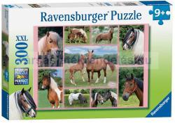 Ravensburger XXL Puzzle Lovak 300 db-os (13147)