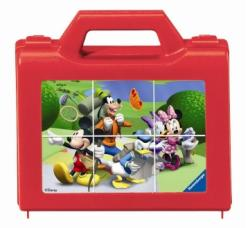 Ravensburger Disney Miki egér 3x2 db-os kockapuzzle