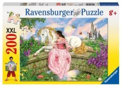 Ravensburger Hercegnő és lova a hídon 200 db-os