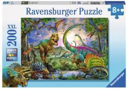Ravensburger XXL puzzle Dinoszauruszok 200 db-os (34099)