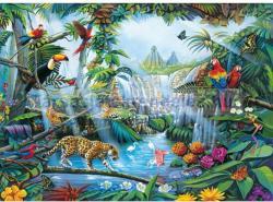 Clementoni Állatok az esőerdőben 6000 db-os