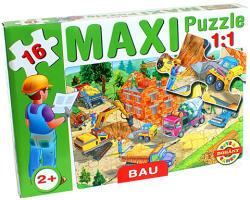 Dohány Maxi puzzle Építkezés 16 db-os