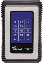 """DataLocker DL3 FE 2.5"""" 1TB USB 3.0 DL1000FE"""