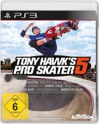 Activision Tony Hawk's Pro Skater 5 (PS3)