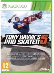 Activision Tony Hawk's Pro Skater 5 (Xbox 360)