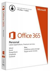 Microsoft Office 365 Personal 32/64bit HUN (1 User, 1 Year) QQ2-00070