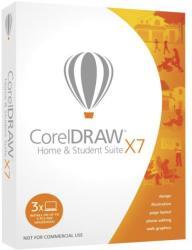 Corel CorelDRAW Home & Student Suite X7 CDHSX7IEMBEU