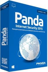 Panda Internet Security 2015 32/64bit HUN (3 Device/1 Year) W12IS15