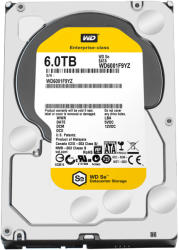 "Western Digital Se 3.5"" 6TB 7200rpm 128MB SATA3 WD6001F9YZ"