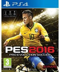 Konami PES 2016 Pro Evolution Soccer (PS4)
