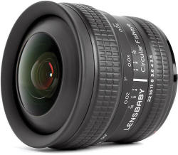 Lensbaby 5.8mm Circular Fisheye (Sony)