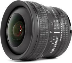 Lensbaby 5.8mm Circular Fisheye (Sony)