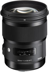 SIGMA 50mm f/1.4 DG HSM Art (Sigma)