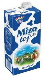 Mizo Tartós tej visszazárható dobozban 1,5% 1l