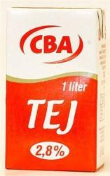 CBA Tartós tej 2,8% 1l