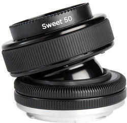 Lensbaby Composer Pro with Sweet 50 (Pentax K)