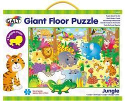 Galt Óriás Padló Puzzle - Dzsungel 30 db-os