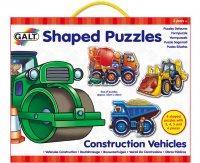 Galt Baby Puzzle - Munkagépek