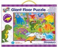 Galt Óriás Padló Puzzle - Dinoszauruszok 30 db-os